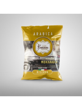 CAPSULE CAFFE' RISERVA MOKARABIA ARABICA